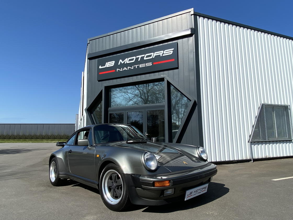 5 - PORSCHE 930 TURBO G50 D'OCCASION DISPONIBLE CHEZ JB MOTORS NANTES