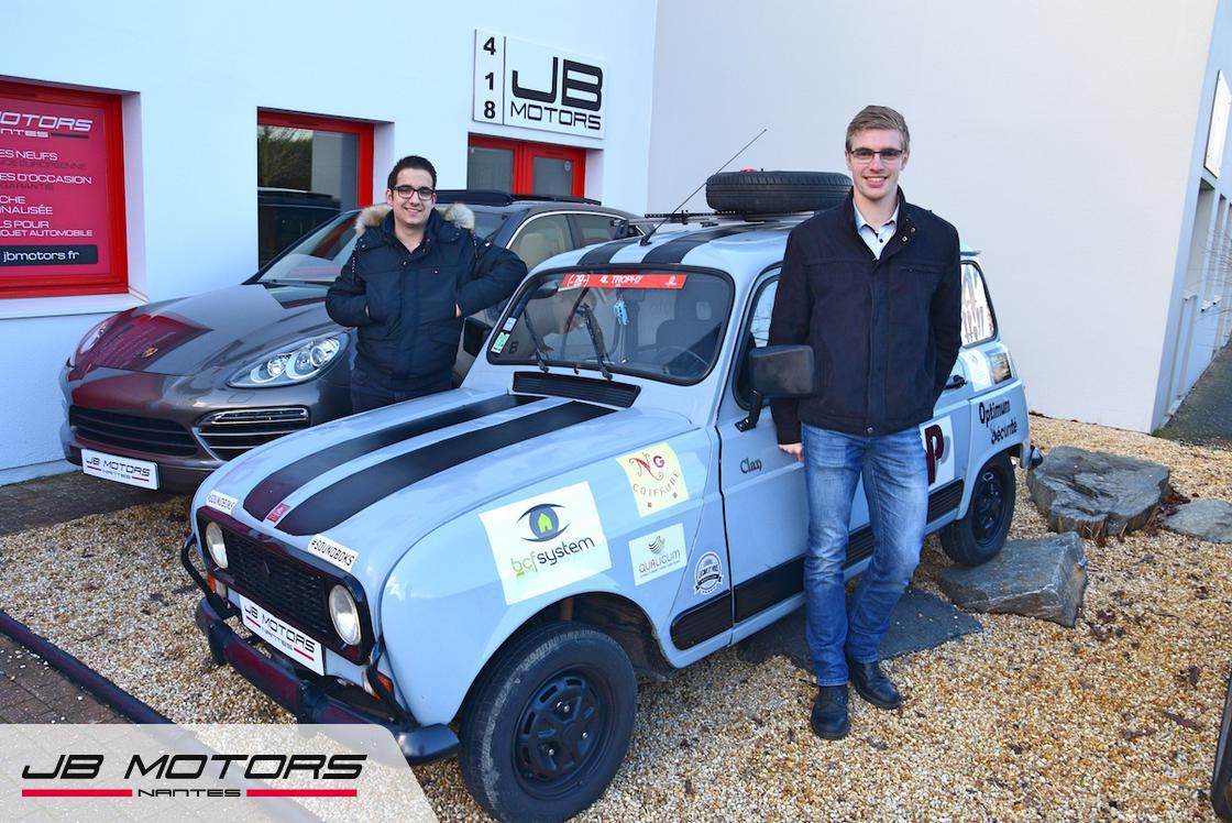 4L TROPHY JB MOTORS NANTES