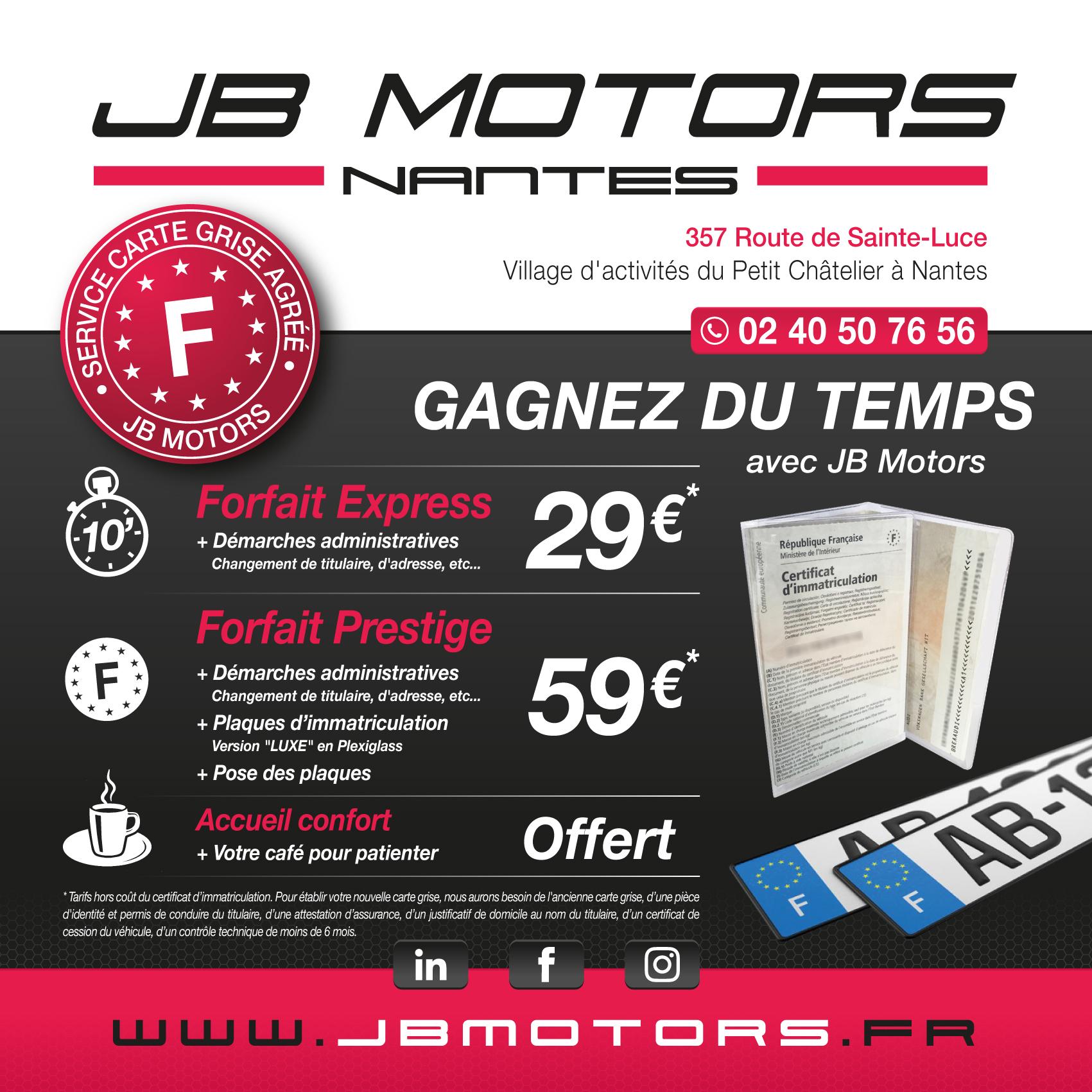 Jb Motors Accueil Les News